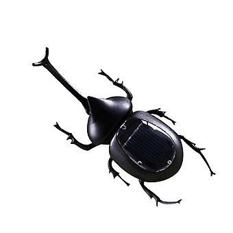 Пластиковые солнечной энергии муравья, таракан паук и черепаха краб бабочка - насекомое