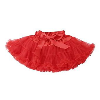 Cute Princess Toddler Baby Tutu Petticoat Ballet Fluffy Layer Tull Petty Skirt