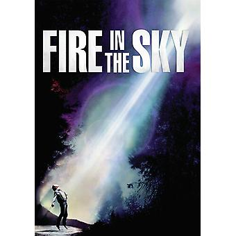 Fire In The Sky [DVD] VS import