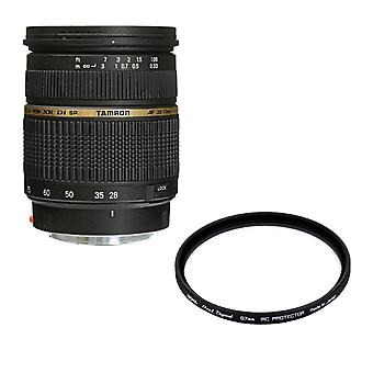 TAMRON SP AF 28-75mm F2.8 XR Di LD MACRO (A09S) Sony + HOYA 67mm PRO 1D Protector