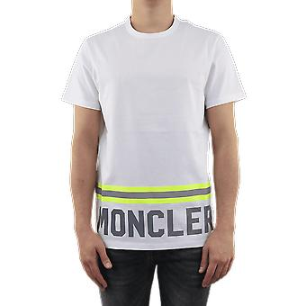 Moncler Reflective m White 8c739208390t001 Top