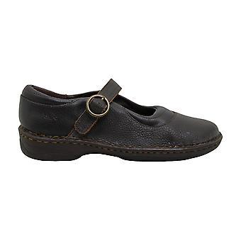 Kids B.O.C Girls LUNA - K Leather Buckle Loafers