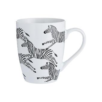Price Kensington Fine China Mug Zebra 0059.029
