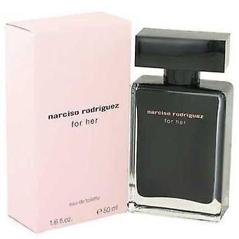Narciso Rodriguez por Narciso Rodriguez Eau de toilette spray 1,6 oz (mulheres) V728-420249