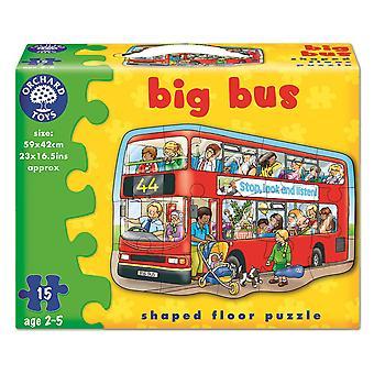 Orchard legetøj stor Bus