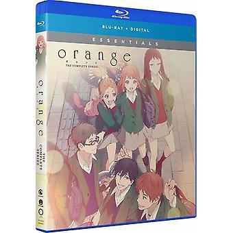 Orange: Complete Series - Essentials [Blu-ray] USA import
