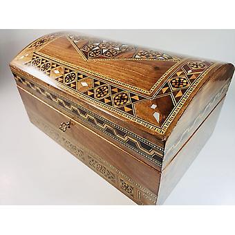 Elegant Wooden Jewelry Box