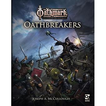 Oathmark Oathbreakers af McCullough & Joseph A. Forfatter