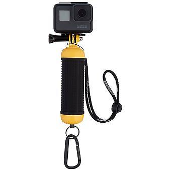 Amazonbasics wasserdichter schwebender Handgriff für Gopro-Kameras