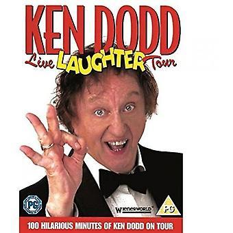 Ken Dodd - Ken Dodd: Live latter Tour [DVD] USA import