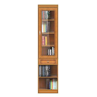 Modular Bookcase with glass door