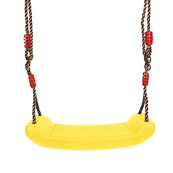 طفل لعبة الأطفال، مقعد سوينغ حديقة، U نوع قابل للتعديل حبل بلاستيك كاندي اللون