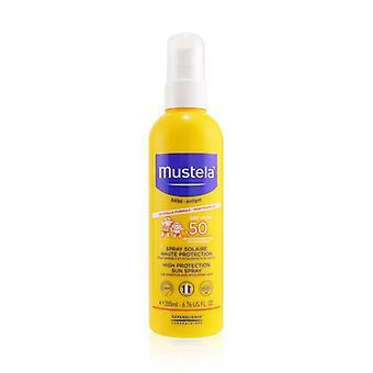 High Protection Sun Spray Spf 50 - Very Water Resistant - 200ml/6.6oz