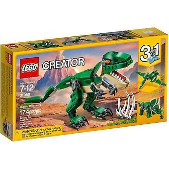 乐高 31058 强大的恐龙