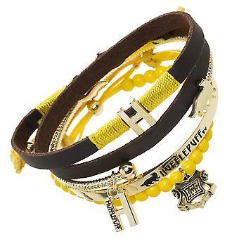 Harry Potter Hufflepuff Arm Party Bracelet
