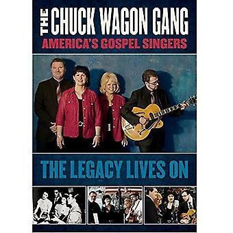 Chuckwagon Gang - America's Gospel Singers: The Legacy Lives on [DVD] USA import