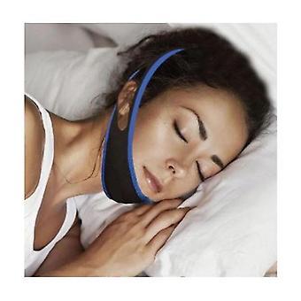 Anti Schnarchen verstellbare Chin Strap Schlafhilfe Kiefer Gesicht Stop Schnarchen
