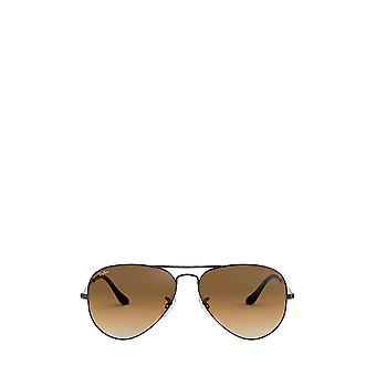 Ray-Ban RB3025 gunmetal unisex sunglasses