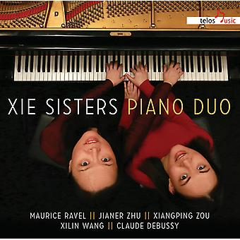 Xie Sisters Piano Duo [CD] USA import