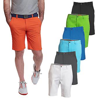 Dwyers & Co Mens 2021 Golf MicroTech Explorer Lightweight Stretch Wicking Shorts