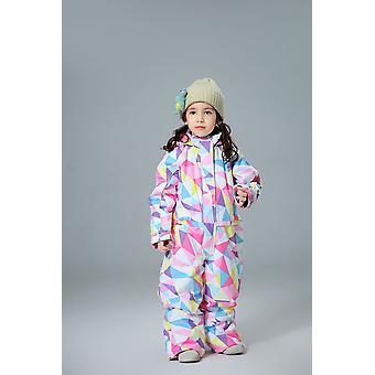 30 stupňů Děti a děti Zimní lyžování a sněžení Vodotěsné kalhoty a obleky Pro chlapce a dívky Outdoor Sport