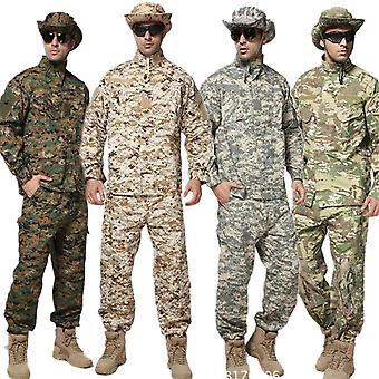 Militar Ομοιόμορφη Στρατού Τακτική Στρατιώτης Υπαίθρια Μάχη Acu Καμουφλάζ Ειδική