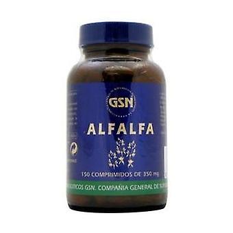 Alfalfa 150 tablets of 350mg