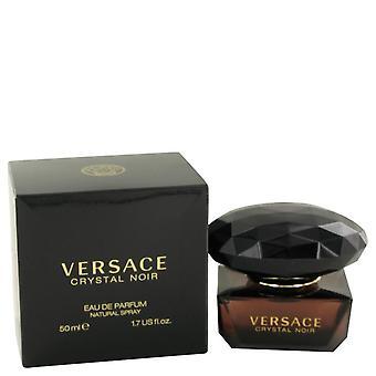 Crystal Noir Eau De Parfum Spray von Versace 1,7 oz Eau De Parfum Spray
