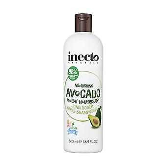 Nourishing avocado conditioner for damaged or damaged hair 500 ml