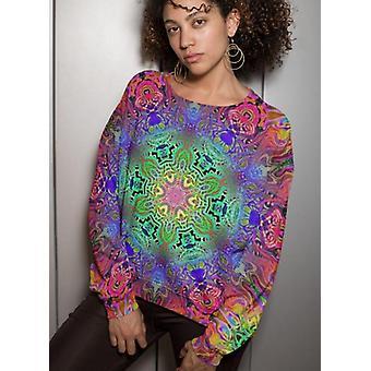 Kaleidiae sublimation sweatshirt