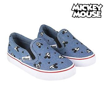 Casual trainers mickey mouse 73696 blue