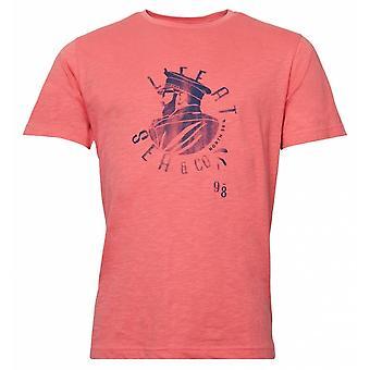 NORTH 56°4 North 56°4 Big Size Mens Life At Sea Cotton T Shirt