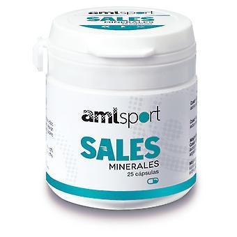 Amlsport Försäljning Minerales 25 Cápsulas