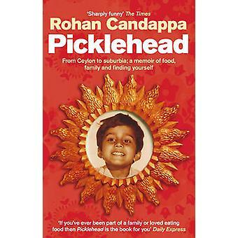 Cabeça de picles por Rohan Candappa