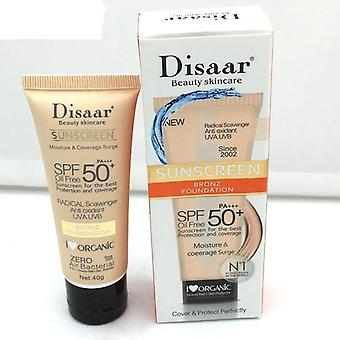 Disaar Facial Body Sunscreen Cream Spf50