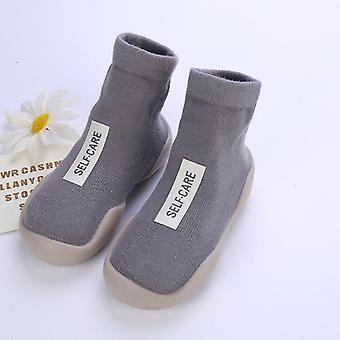 Baby Sock Shoes, Toddler Newborn Short Infant Non-slip Slippers,'s, Warm