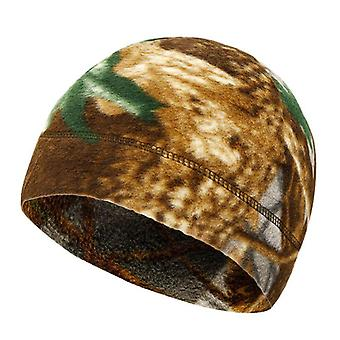 Winter Warm- Fleece Hat, Velvet Thicken Hooded, Sports Cap