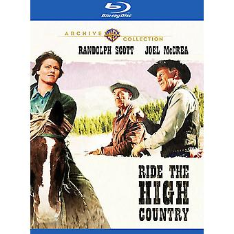 Monter l'importation USA High Country [Blu-ray]