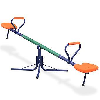 vidaXL 360-graders roterande rocker Orange