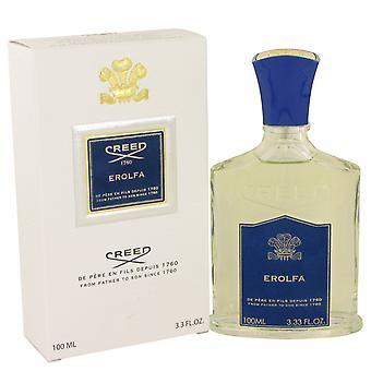 EROLFA by Creed Eau De Parfum Spray 3.4 oz