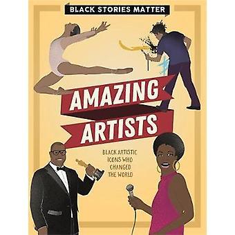 Erstaunliche Künstler Schwarze Geschichten Angelegenheit