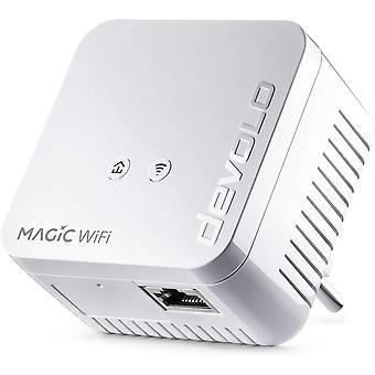 FengChun Magic 1 1200 WiFi mini Einzeladapter: Kleinster Powerline-WiFi-Adapter der Welt, sicher
