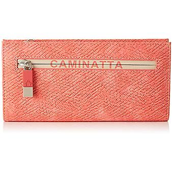 ctta caminatta - Red Size women's wallet: 3x10x19 cm (W x H x L)