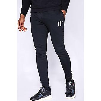 11 Degrees Core Joggers Skinny Fit - Black