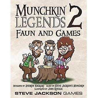 Munchkin Legends 2 Faun and Games
