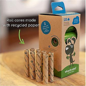 120 Dog Poop Bags, Leak-proof Extra Thick And Strong Poop Bags For Dogs(Fragrant)