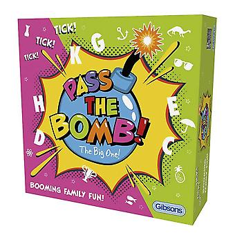 Gibsons Pass the Bomb - The Big One - Board Game