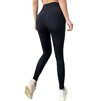 Yoga pants fitness high waist legging tummy control workout running active wear