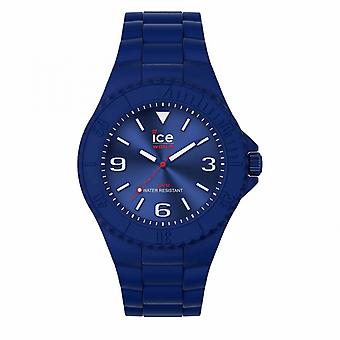 Mixed Watch Ice Watch Watches ICE generation - Blue red - Medium - 3H 019158 - Blue Silicone Strap
