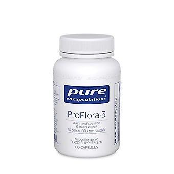 Pure Encapsulations ProFlora 5 Capsules 60 (PRB6UK)